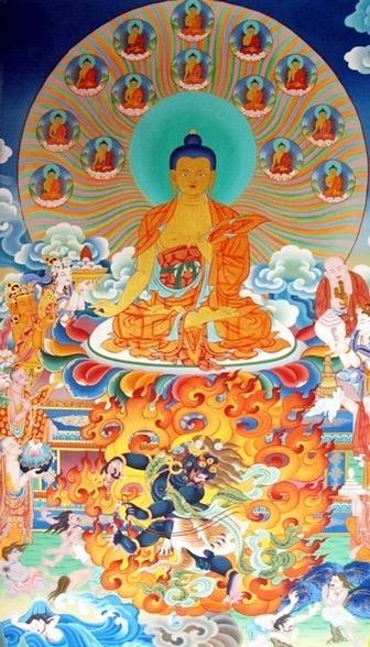 CHOTRUL DÜCHEN - Khenpo Tashi Sangpo