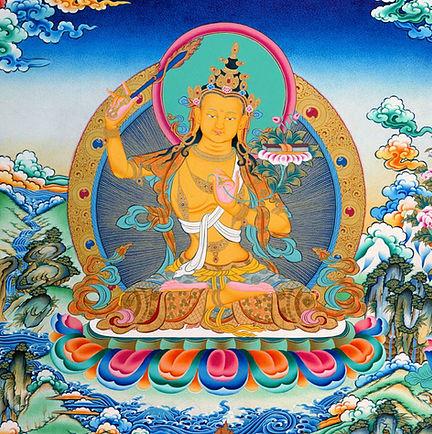 SPAIN - Manjushri Empowerment by H.E. Khondung Gyana Vajra Rinpoche