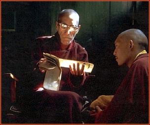 KUTTOLSHEIM - THE JEWEL LAMP WITH KHENPO TASHI SANGPO