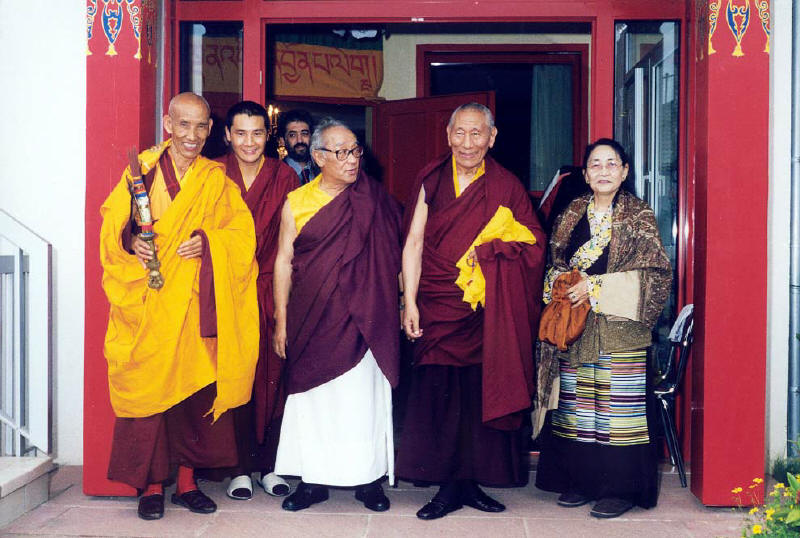 AROSIO EN (IT, FR, SV, NL): The Jewel Lamp - Khenpo Tashi Sangpo