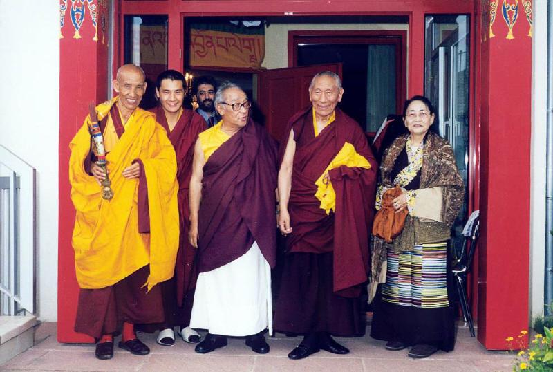 AROSIO EN (IT, FR, SV, NL): The Jewel Lamp - Khenpo Tashi Sangpo