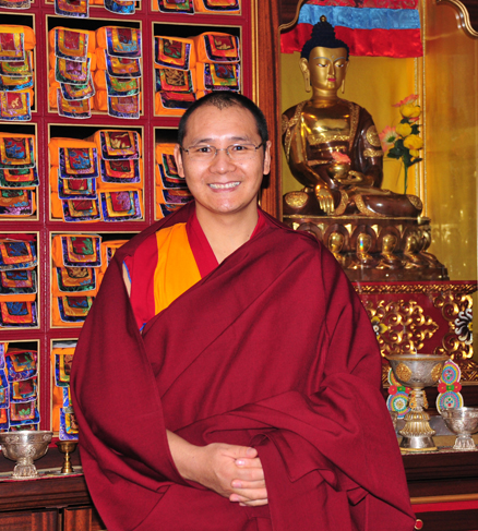 TEACHINGS ON BODHICITTA WITH KHENPO TASHI